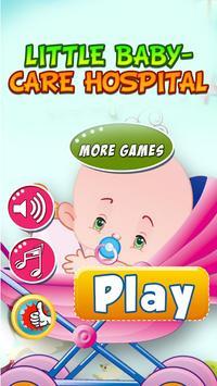 DIY Little Baby - Care Hospital screenshot 5