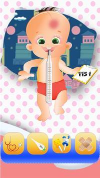 DIY Little Baby - Care Hospital screenshot 9