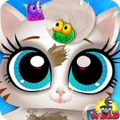 Messy Pets - Cleanup Salon icon
