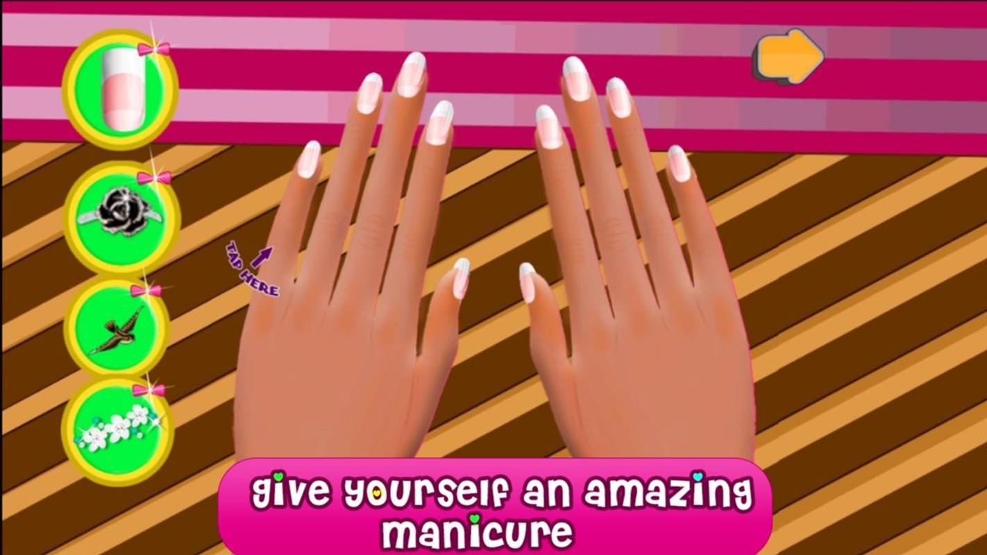 Princess Nail Salon 2 - Nail it Color and Design APK Download - Free ...