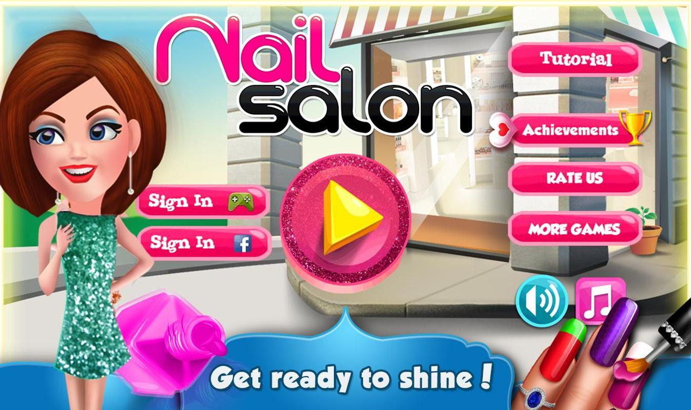 Princess Nail Salon Nail Art Design Apk Download Free Casual