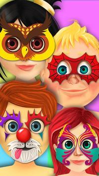 Face Tattoo Maker poster