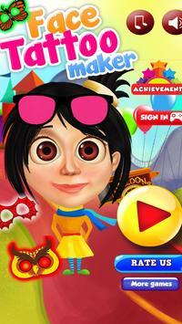 Face Tattoo Maker apk screenshot