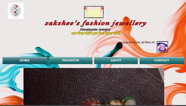 sakshee jewellery screenshot 3