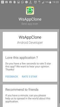 wsappclone screenshot 3