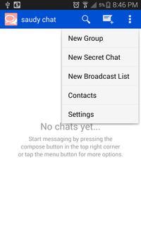 saudy chat screenshot 4