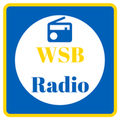 WSB Radio App 95.5 FM Station Georgia icon