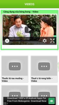 Thuoc Nam Y screenshot 3