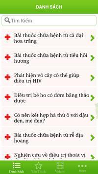 Thuoc Nam Y screenshot 4