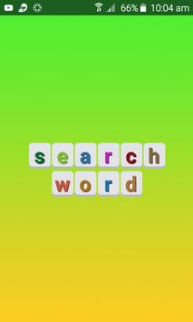 Search Words poster