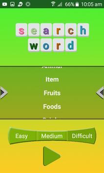 Search Words apk screenshot