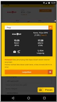 Sell Tiket - Pesawat Promo poster