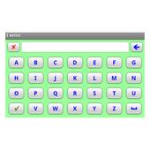 I Write! - demo icon