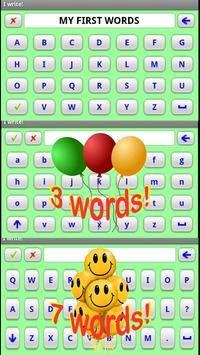I Write! - demo screenshot 1
