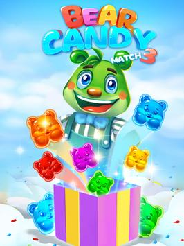 Candy Bear poster
