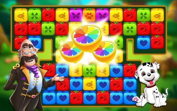 Fruit Cubes screenshot 1