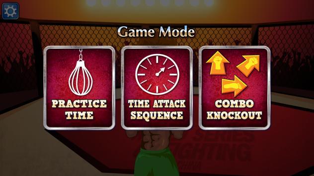 Punch Out by WSOF apk screenshot