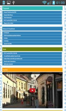 Soproni Szállás apk screenshot