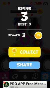 Spinner screen screenshot 2
