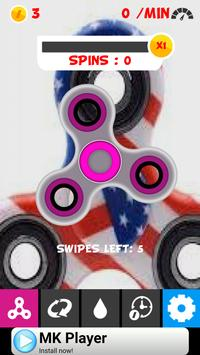 Spinner screen screenshot 3
