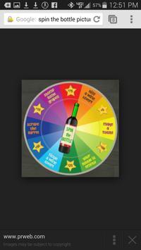Spin the bottle Adult apk screenshot