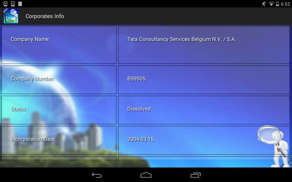 Companies Directory apk screenshot