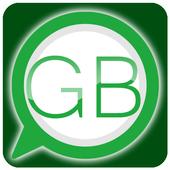 واتس اب G B icon