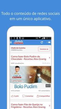 Chefe De Cozinha - Oficial apk screenshot
