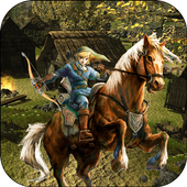 The Archer Shooter 3D icon