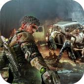 US soldier Commando Mission 3D icon