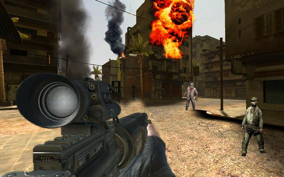 US soldier Commando Mission 3D apk screenshot