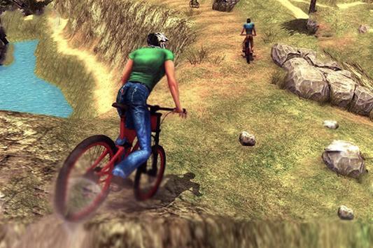 Bicycle Racing 2k17 poster