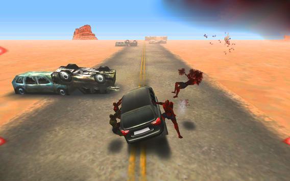Highway Zombies Clash apk screenshot