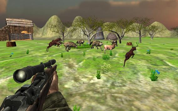 hunting animals in 3dforest screenshot 1