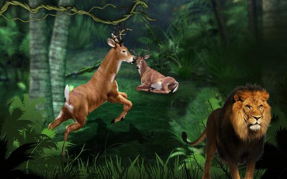 hunting animals in 3dforest screenshot 2