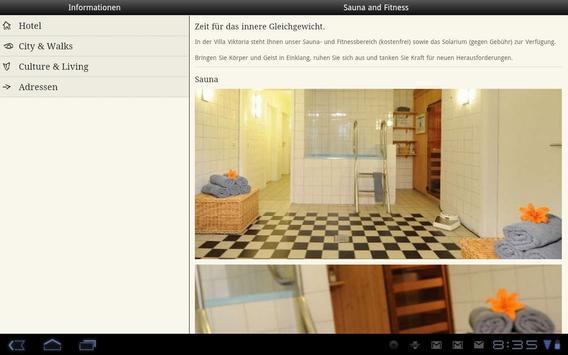 Hotel Villa Viktoria apk screenshot