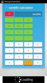 syntific calculator apk screenshot