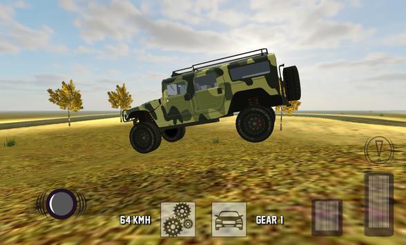 4x4 Offroad Truck screenshot 1