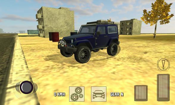 4x4 Offroad Truck screenshot 3