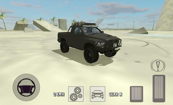 4x4 Offroad Truck screenshot 9