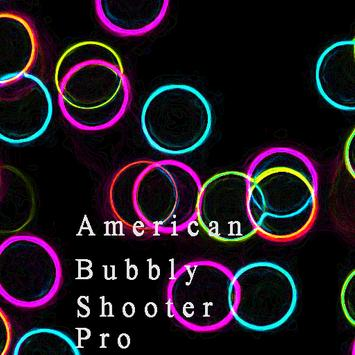 American Bubbly Shooter Pro poster