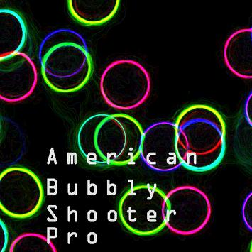 American Bubbly Shooter Pro apk screenshot