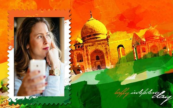 Indian Flag Photo Frame 2017 screenshot 2