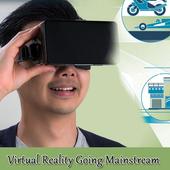 VR Videos 360 icon