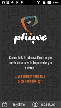Phiivo screenshot 1