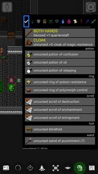 Pathos: Nethack Codex apk screenshot