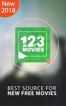 123 FREE MOVIES poster