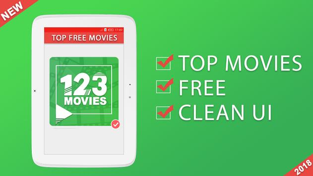 123 FREE MOVIES screenshot 1