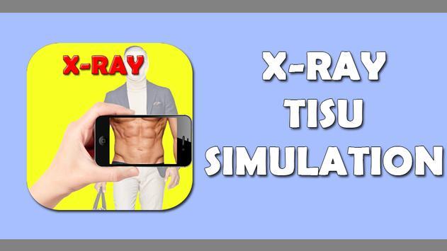 X-ray Cloth Simulation Prank screenshot 2