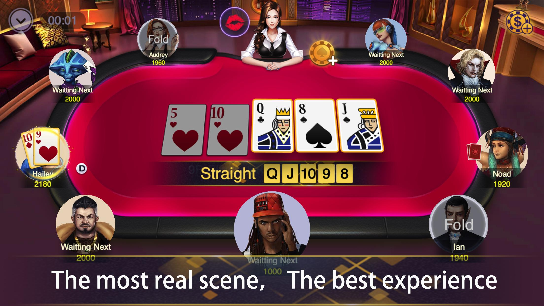 Gg Texas Holdem Poker For Android Apk Download